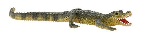 Bullyland 63689 - Spielfigur, Alligatorjunges, ca. 12,5 cm groß, liebevoll handbemalte Figur, PVC-frei, tolles Geschenk für Jungen und Mädchen zum fantasievollen Spielen