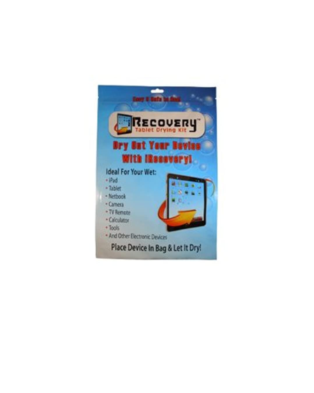 iRecovery IR33-36pk Cell Phone Drying Kit, Pack of 36, 36-Pack, Blue