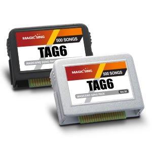 Tagalog 6 Song Chip for Entertech Magic Sing Karaoke Microphone (500 Songs)