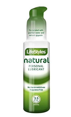 Lifestyles Natural Lubricant