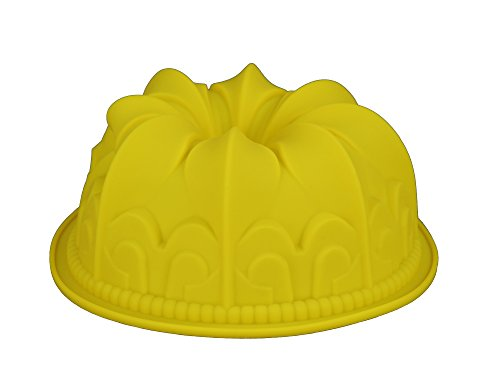 GMMH - Molde silicona tarta brutas hornear pasteles
