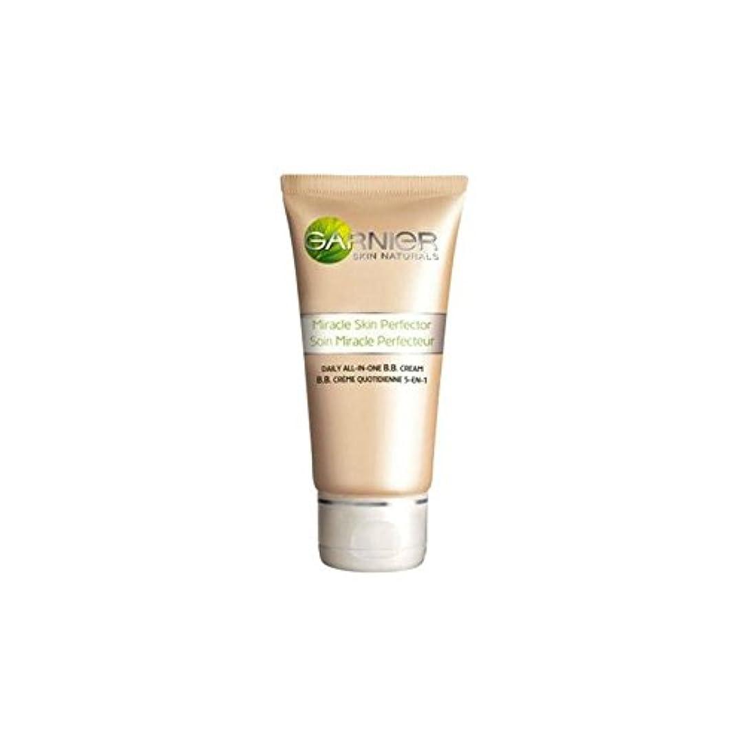 タンザニア不愉快に家族Garnier Original Medium Bb Cream (50ml) (Pack of 6) - ガルニエオリジナル媒体クリーム(50)中 x6 [並行輸入品]