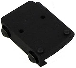 Trijicon RM33 RMR Mount, Adapter for RMR Low Profile, Black