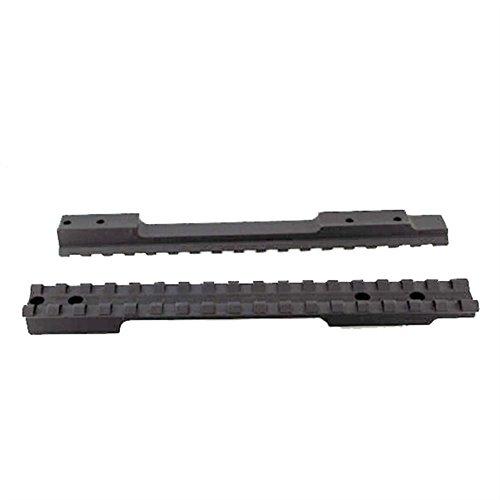 EGW Remington 700, 721, 725 Long Action Picatinny Rail Scope Mount - 0 MOA