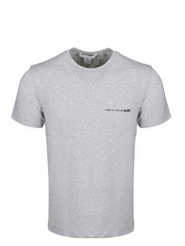 Comme des Garçons Shirt Luxury Fashion Herren S281192GREY Grau Baumwolle T-Shirt | Frühling Sommer 20