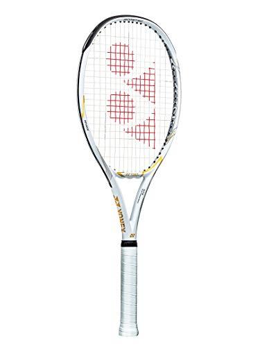 ヨネックス(YONEX) 硬式テニスラケット 大阪なおみ選手モデル Eゾーン100L NOリミテッド ホワイト/ゴールド G0 06EZ3NO