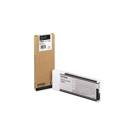 Epson T5431 Tintenpatrone Singlepack Foto Schwarz Bürobedarf Schreibwaren