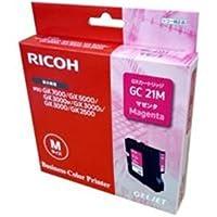 (業務用10セット) RICOH(リコー) ジェルジェットインクM GC21M ds-1736409