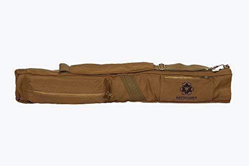 Datsusara Sunday Golf Bag, Lightweight Hemp Carry Bag, Hickory Golf Approved Bag, Hemp Gear for Victory