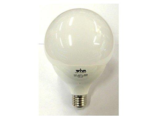 Wiva lampada LED–Lampada LED Pro globo E2721W 6000K diametro 120mm