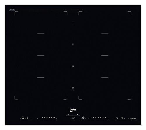 Beko HII 68600 PTX kookplaten / 1.1/4 58 cm/toetsenvergrendeling