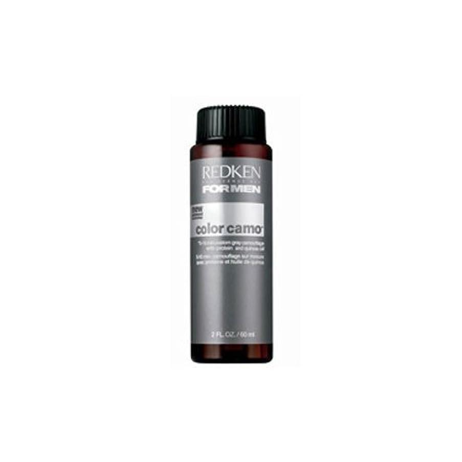 Redken Men's 5 Minute Color Camo Dark Ash 2-ounce Hair Color