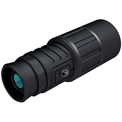 FGVDJ Telescopio monocular portátil, HD 10X40 Impermeable a Prueba de Niebla con Soporte para teléfono Inteligente y trípode, para observación de Aves, Camping, Caza