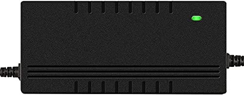 QYK -Cargador de batería de Litio, Carga rápida 36V2 / 3/5 /...