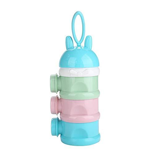 Save %9 Now! YOUTHINK Baby Milk Powder Formula Dispenser,3Layers Portable Baby Feeding Snack Storage...