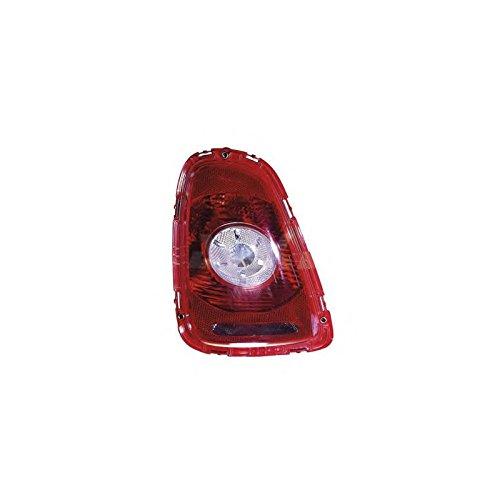 Feu arrière blanc, Côté droite, sans porte-lampe pour MINI MINI 2008 2202454