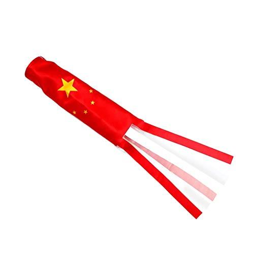 Sharplace Drapeau Banderole Manches à Air Windsock Dragon Decor Accrochant Sculptures - 70cm Chine