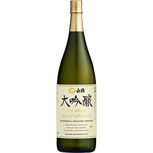 白鶴 大吟醸 [ 日本酒 兵庫県 1800ml ]