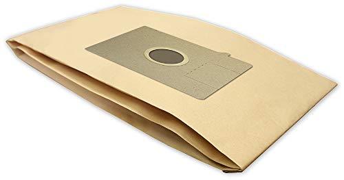 S13, 2-Lagen-Beutel, Microfilter, Staubverschluß Staubsaugerbeutel von FilterClean unter anderem für BOSCH Typ: BBZ 71 AF K, Big bag 3l, BSG 1000-1999 Ariva, BSG und andere