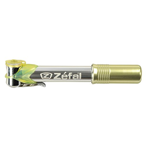 Zefal Micro Profile Mini Bicycle Pump (Black)