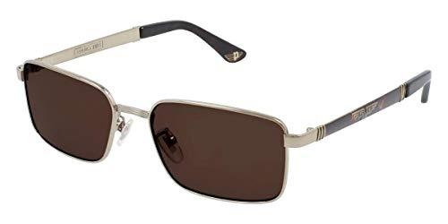 Police Origins 28 SPL-A-54 08ES - Gafas de sol, color dorado oscuro