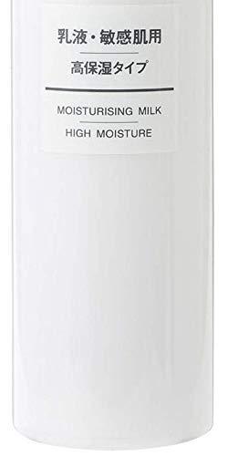 無印良品乳液・敏感肌用・高保湿タイプ(大容量)400ml15258550