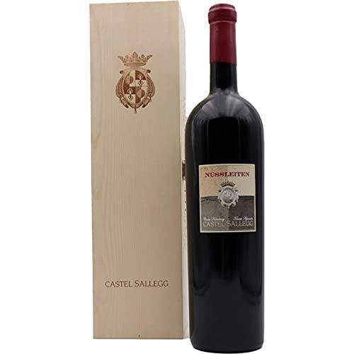 'Nussleiten' - DOC Alto Adige Merlot Castel Sallegg (1 bottiglia in cassa legno Jeroboam 3 litros)