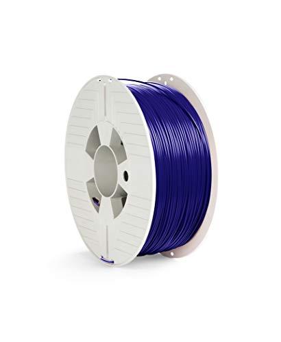 Verbatim 55322 PLA Filament, 1.75mm 1kg - Black