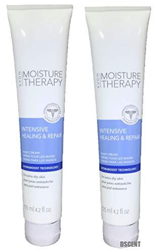 Avon Moisture Therapy Hand Cream 4.2 fl oz (Lot of 2)