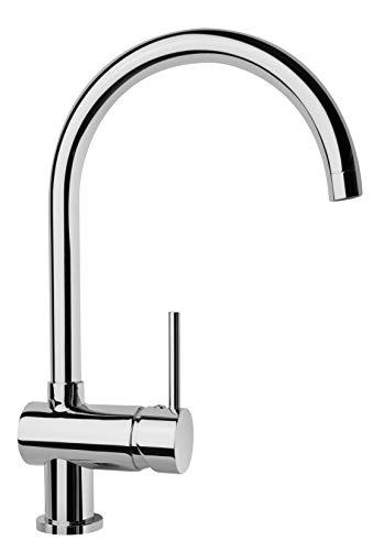 GruenBlatt Kueche Armatur Kuechenarmatur Einhebelmischer Wasserhahn kuechenarmaturen armaturen ART. 511124