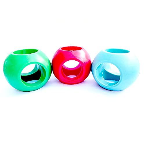 Set di 3 sfere magnetiche anticalcare, (lavastoviglie + lavatrice + serbatoio WC), ecologiche, proteggono dal calcare senza detergente, campo magnetico potente, 8 K di ultima generazione