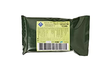 Pologne Army MRE Rations Militaires 8h.