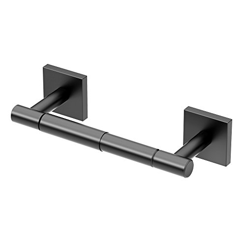 Top 10 best selling list for gatco double post toilet paper holder matte black