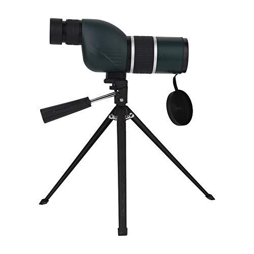 Elerose Monokular Scope 12-36X 50mm Hohe Leistung HD Wasserdicht & Antibeschlag mit Stativ (180 Grad)