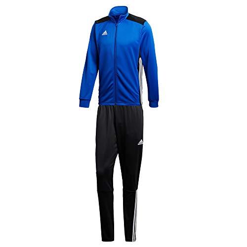 Adidas Regista 18 Track Top Chaqueta Deportiva, Hombre, Azul (Bold Blue/Black), M