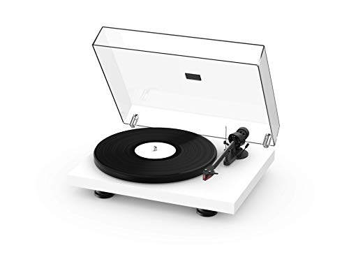 Pro-Ject Debut Carbon EVO, tocadiscos audiófilos con brazo de tono de fibra...