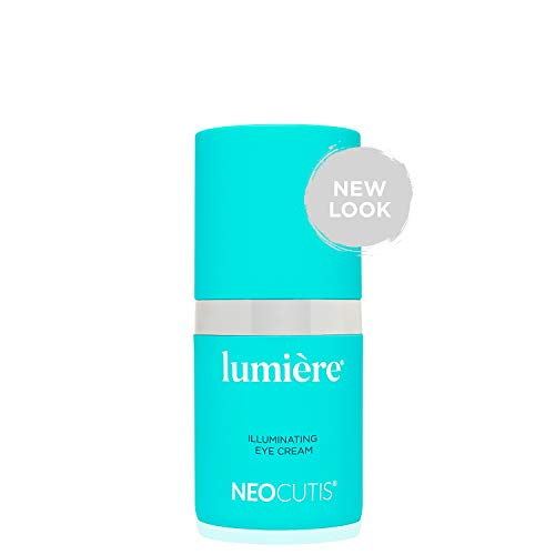 NEOCUTIS Lumière Illuminating Eye Cream | 5 Month Supply | Under Eye cream for anti-aging | Minimizes under eye darkness & reduces puffiness | Boosts Collagen for brighter, younger-looking eyes