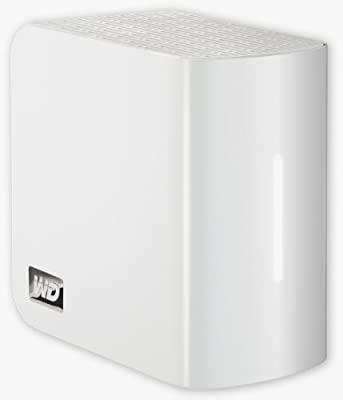 Western Digital My Book World Edition Network Attached Storage WDH2NC40000N (White)