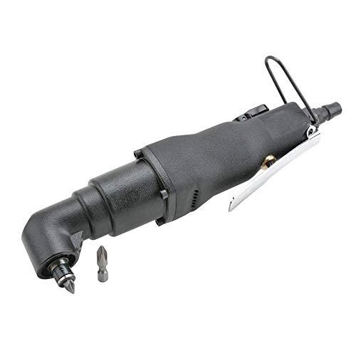 Yongenee Portable Practica neumático 7000rpm grado industrial codo viento lote, 90 ° ángulo neumático destornillador herramientas de mano industrial