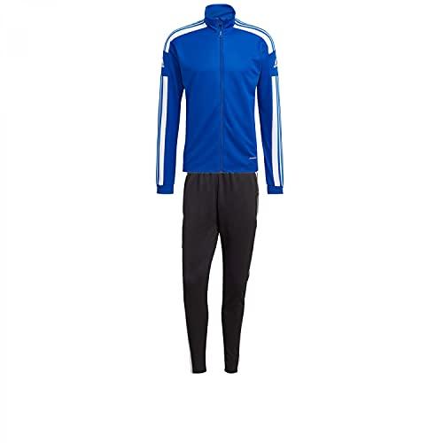 adidas Herren Trainingsanzug Full Zip Squadra 21 GP6463+GK9545 L