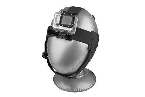 8 K Xtreme action cam Harnais de tête pour caméras GoPro Action – Le meilleur GoPro Harnais de tête, pour la plupart des caméras embarquées GoPro dont GoPro Hero2, HERO3 GoPro, GoPro Hero 4, Session et de nombreux autres
