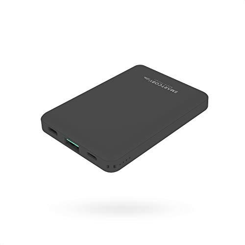 CIO SMARTCOBY Lite モバイルバッテリー 軽量 小型 電熱ベスト対応 iPhone Lightning入力 【世界最小級】 ...
