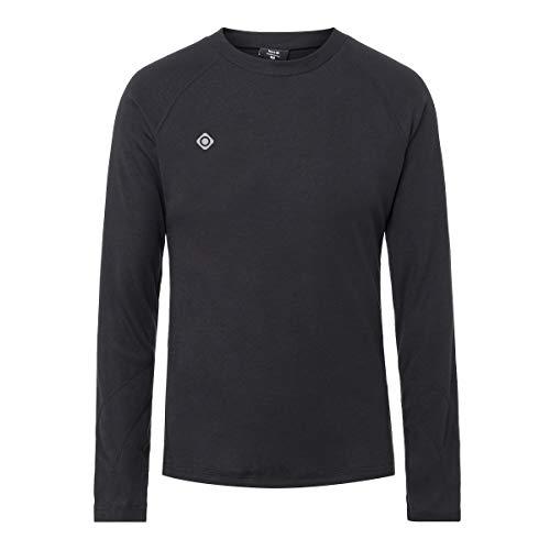 Izas Kan Camiseta Térmica, Hombre, Negro, XS