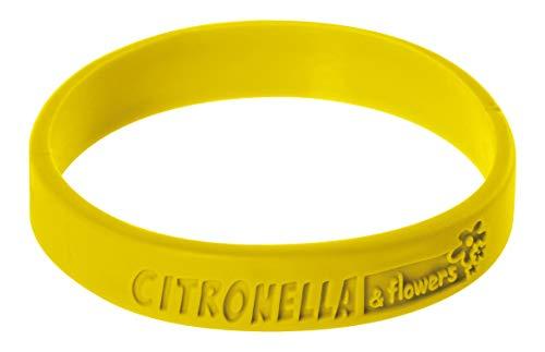 Lampa CF001S - Pulsera antimosquitos de citronela, multicolor, S