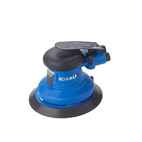 Kobalt SGY-AIR223 6' Palm Sander-VAC/Non VAC