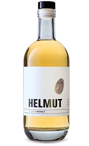 HELMUT der Weiße - Weißer Wermut (1 x 0.75 l). Deutscher Premium Vermouth, handgefertigt in Hamburg.