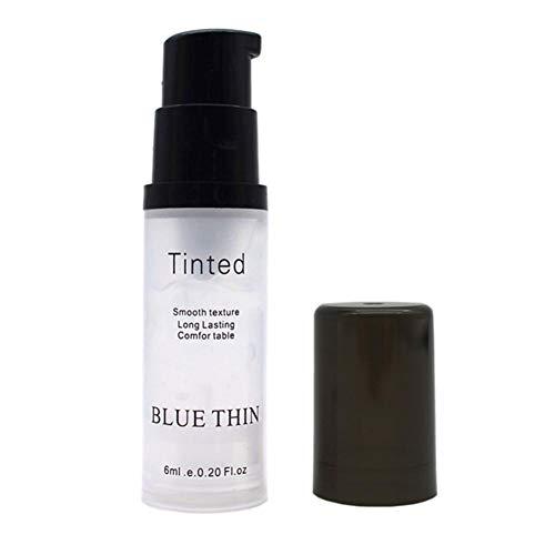 6 ml Control de aceite iluminador Facial Primer Base de maquillaje invisible poroso Maquillaje Gel Aislante Crema Hidratante Base de base