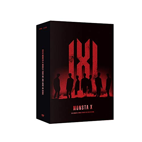 Monsta X (DVD) 2019 World Tour [WE Are HERE] IN Seoul DVD