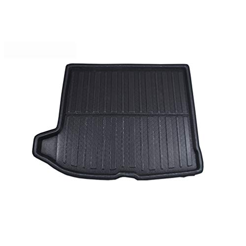 NTUOO Car Trunk Mat Tray Boot Liner, for Volvo XC60 2018 2019 Luggage Cargo Guard Carpet Protector Floor Pads, Auto Interior Accessories