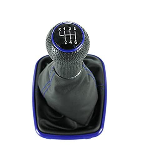 YFBB Tiras de embellecedor de Puerta de Fibra de Carbono para Coche ABS decoración de salpicadero de Consola Central ABS, embellecedor de Cubierta para VW A3 8V 2014-2018